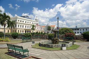 Panama City Albrook