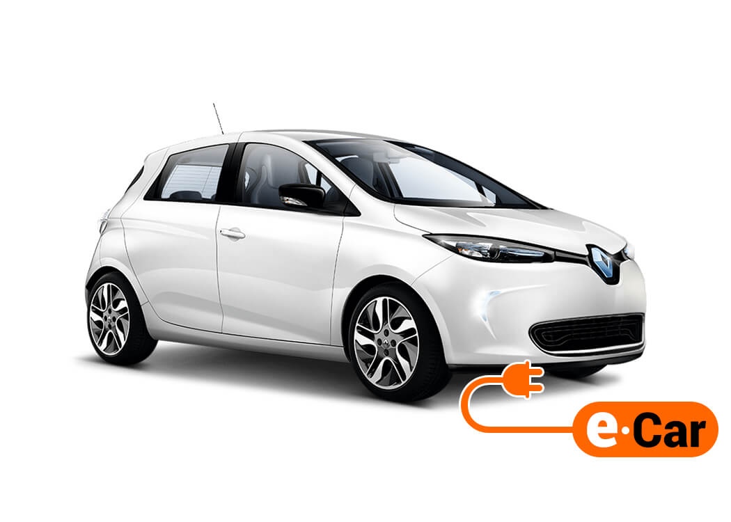 Renault Zoe intense (electric car 22kwh)