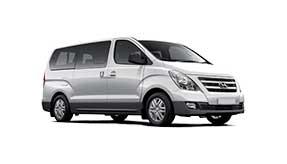 Hyundai H1 passenger van