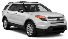 Full Size Suv Rental >> Ford Explorer