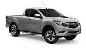 Mazda Bt50 pick up