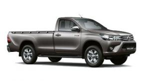 Toyota Hilux 2x4 single cab