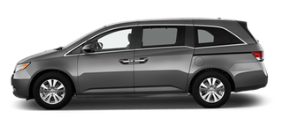 Honda Odyssey or simmilar