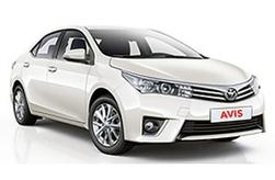 Toyota Corolla ascent sedan