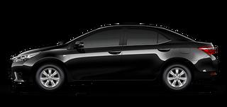 Toyota Altis or simmilar