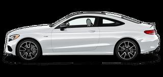 New c class Mercedes