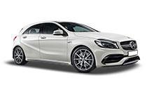 Mercedes A class gps