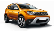 Dacia Duster 2wd