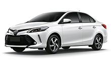Toyota Vios honda city