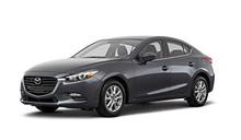 Mazda 3 4 door