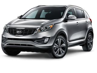 Sportage Or similar