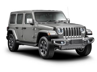 Wrangler Unlimited or si