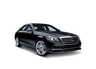 Mercedes-benz S-klasse aut.