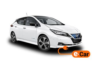 Nissan Leaf aut. (100% electric)