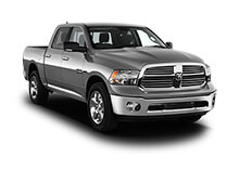Dodge Ram 1500 crew cab