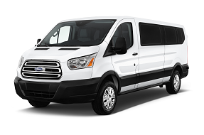 12 Passenger - chevy express or similar