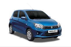 Suzuki Celerio (manual)